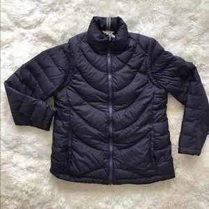 Land's End Down Convertible Jacket s/Lage 14us
